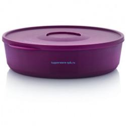 Контейнер «Иллюмина» фиолетовый (2,5 л)