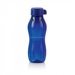 Эко-бутылка (310 мл) в синем цвете