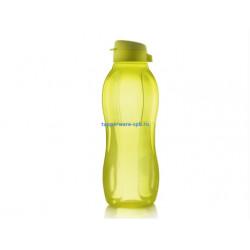 Эко-бутылка (1,5 л) в зеленом цвете