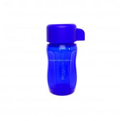 Эко-бутылка мини (90мл) синяя