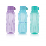 Набор Эко-бутылок с винтовой крышкой (310 мл), 3 шт.