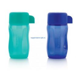 Набор Эко-бутылок мини с винтовой крышкой (90мл), 2 шт.