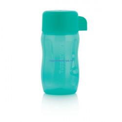 Эко-бутылка мини  (90мл) в бирюзовом цвете