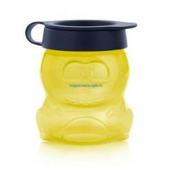 """Детский закусочный стаканчик (350 мл) """"Динозаврик"""""""