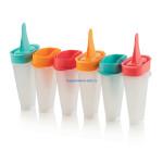 Формочки для мороженого (60 мл),6 шт.