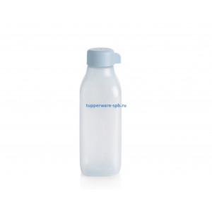 Эко-бутылка (500 мл), светло-голубая