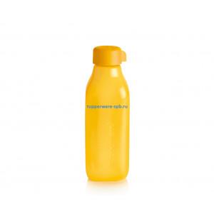 Эко-бутылка (500 мл), желтая