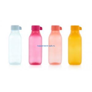 Набор Эко-бутылок (500 мл), розовая, желтая, лосесевая, светло-голубая