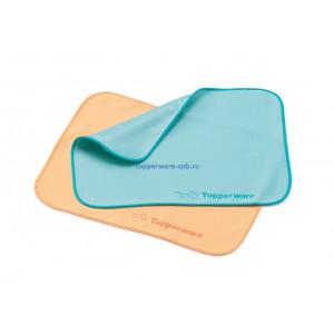 Салфетка для чистки очков (2 шт.)