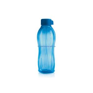 Эко-бутылка (750 мл) в бирюзовом цвете
