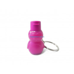 Брелок для ключей эко-бутылка «Пингвиненок»