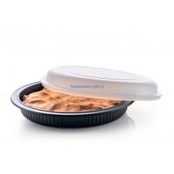 Форма для пирога «УльтраПро» (23 см) с дополнительной крышкой